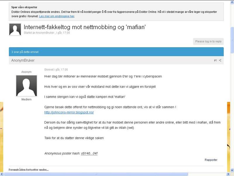 nettmobbing