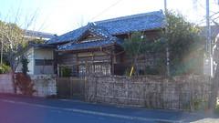 Tokyo: historic house in Tsuchiura