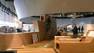 Sony CES Booth Build 2015