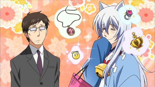 Gugure Kokkuri-san ep 12 - image 15