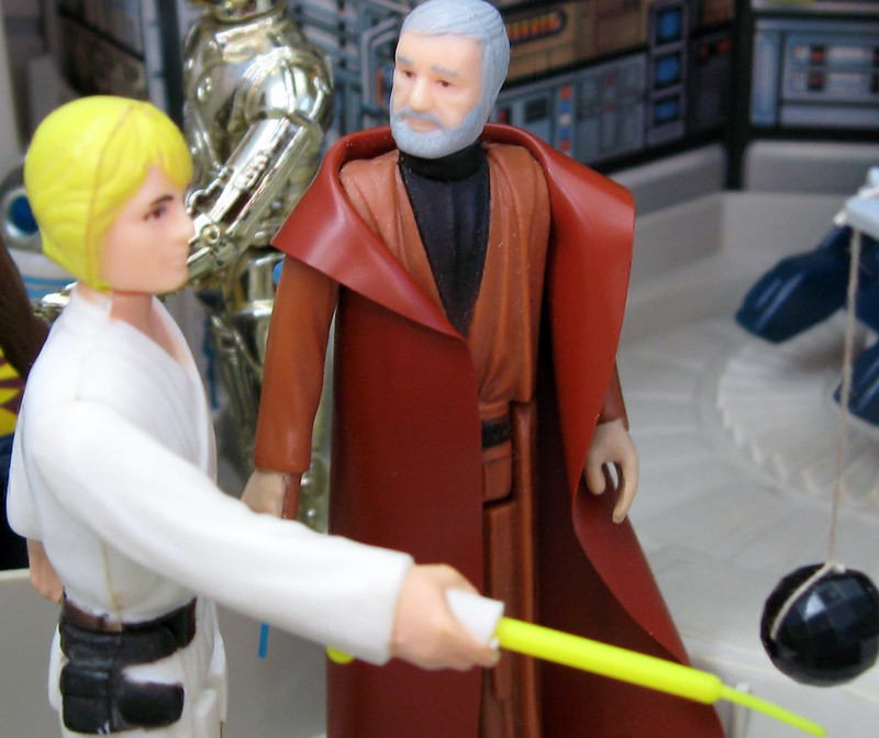 Jedi training ball Millenium Falcon? 16022000217_5f8c853882_c