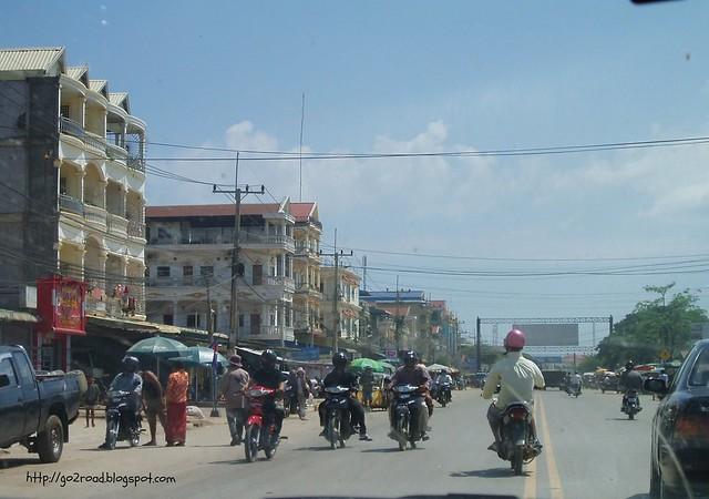 Пойпет- игровая зона Камбоджи