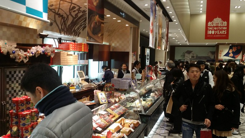 tokyo station 2 - pastry paradise 1