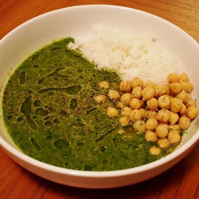 2015-01-04 Greens Soup 005