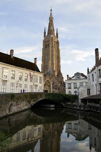 Brugge - O.-L.-Vrouwekerk 1