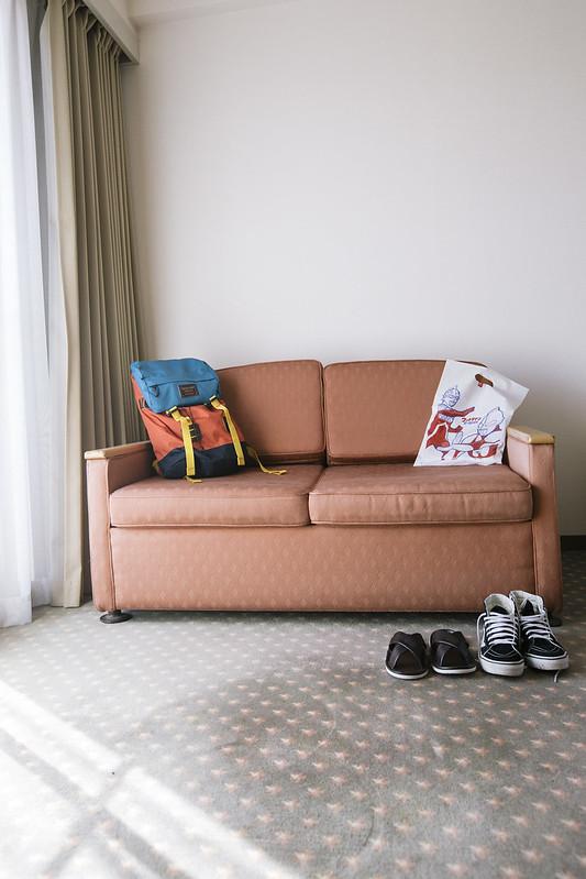 Hotel Life in Japan