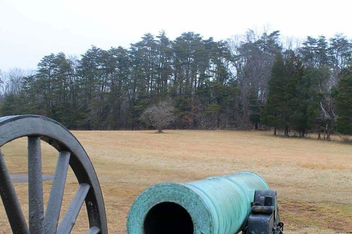 First Manassas Battlefield