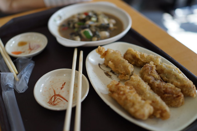 陳家蚵捲(台湾旅行2014)