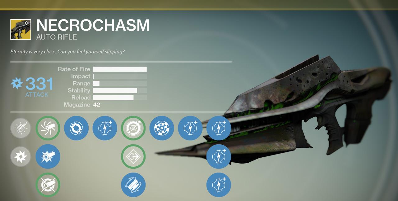 Destiny Necrochasm