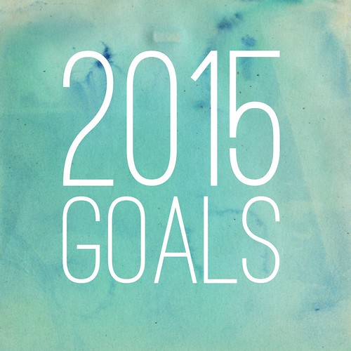 2015: A year of new goals