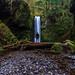 Weisendanger Falls, Oregon by brianstowell