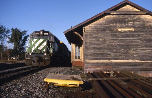 WC 6511 at Argonne, WI