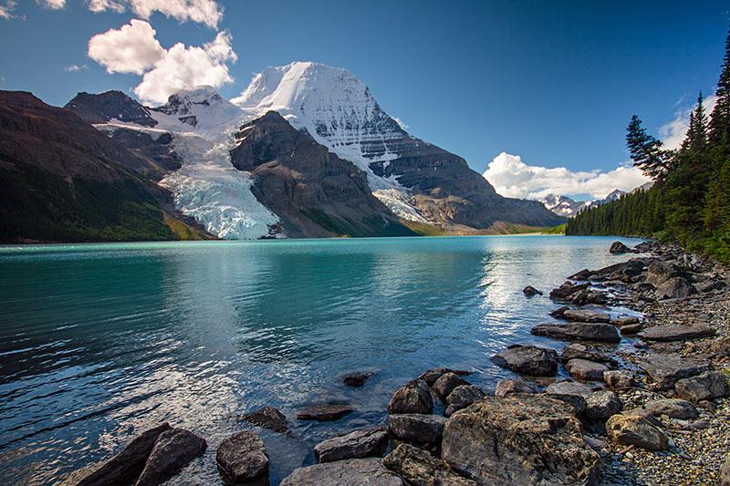 Mount Robson Provincial Park, Thompson Okanagan, British Columbia, Canada.