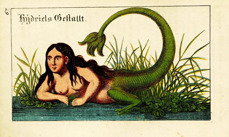 Johann Scheible - Doktor Johannes Faust's Magia naturalis et innaturalis, 1849 (7)