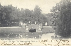 Lake, West Lawn Cemetery