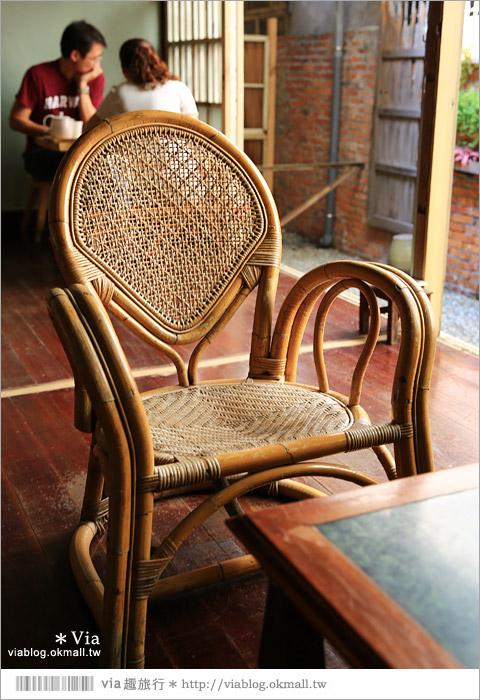 【台中老宅餐廳】台中下午茶~拾光機。日式老宅的迷人新風情,一起文青一下午吧!31
