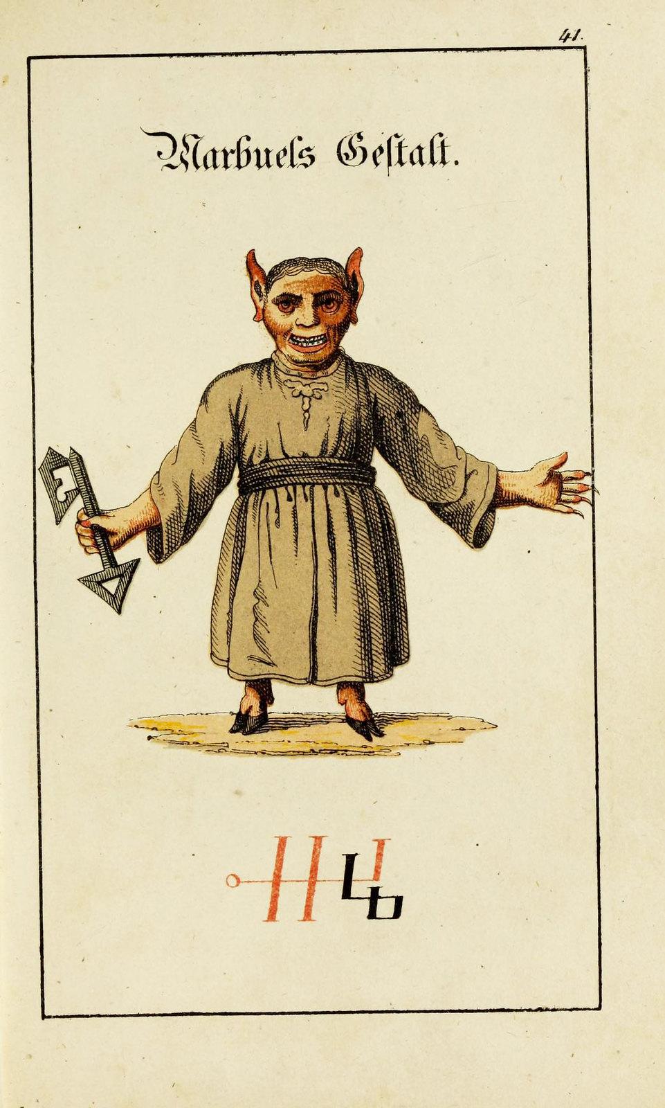 Johann Scheible - Doktor Johannes Faust's Magia naturalis et innaturalis, 1849 (4)