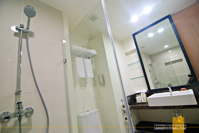 Seda Hotel Nuvali Toilet and Bath