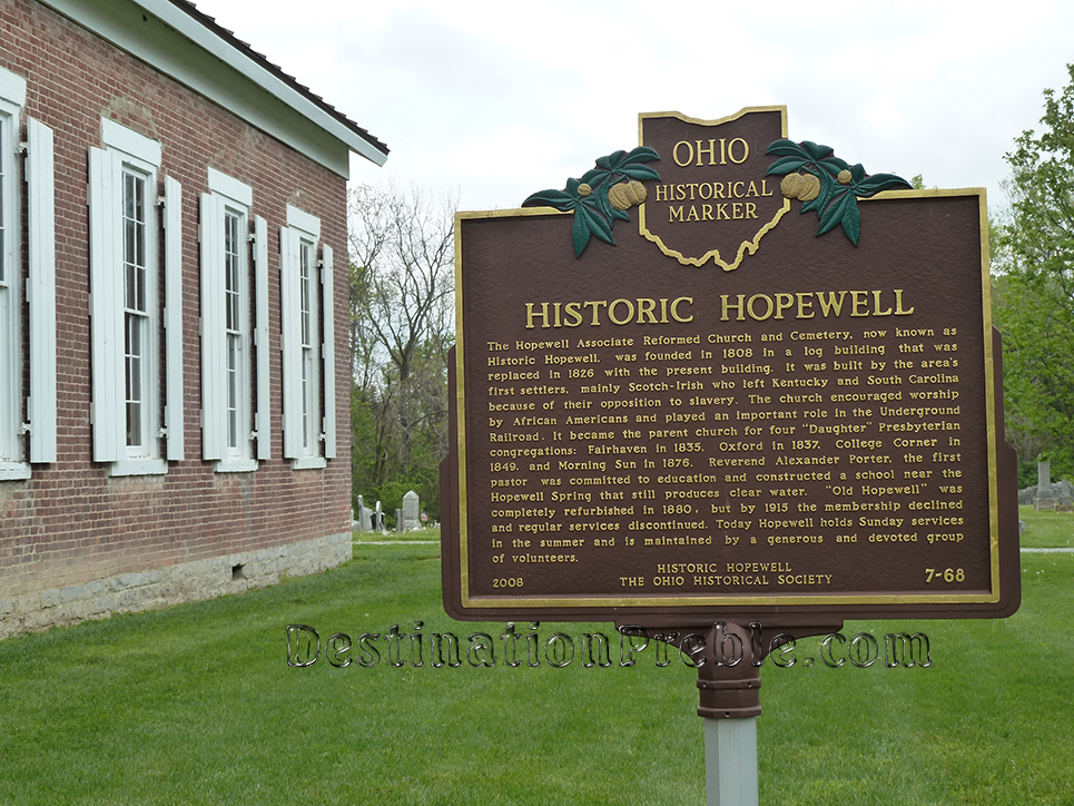 Historic Hopewell Church