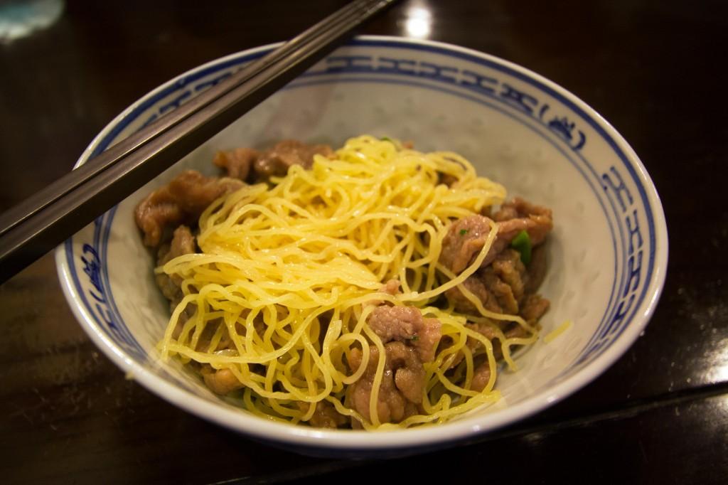 Hong Kong - Food