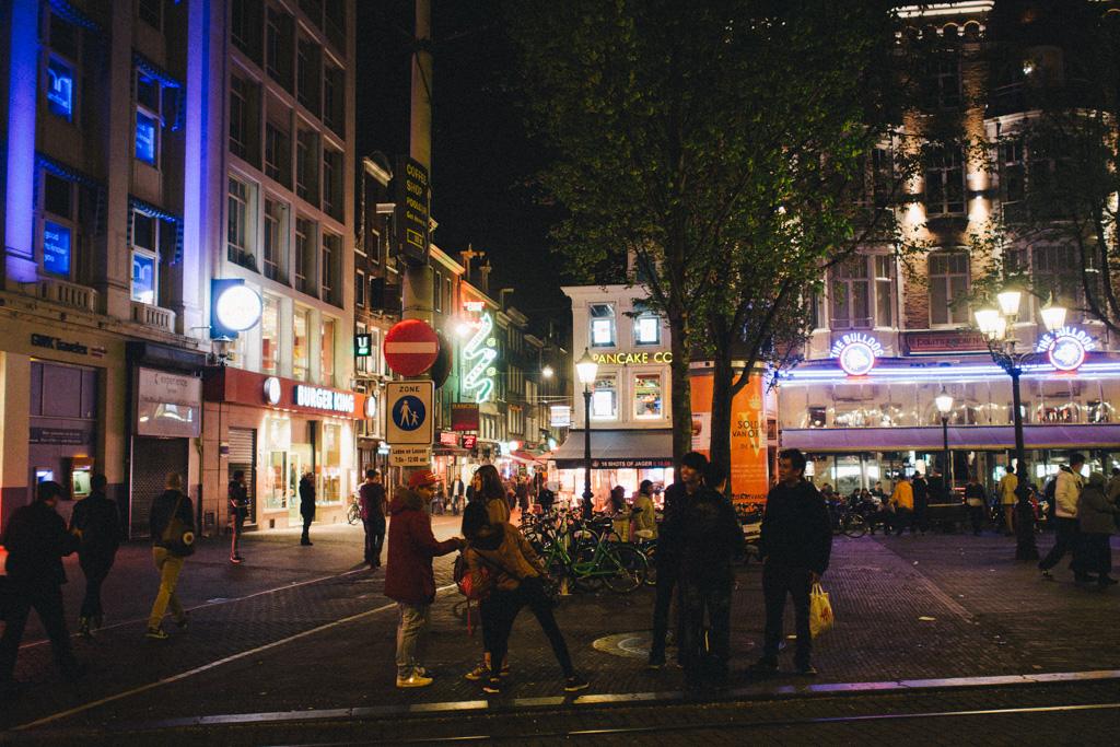 Untitled  轆轆遊遊。阿姆斯特丹篇 // 夜踩運河與酒吧街 16369540411 cedfd19084 o