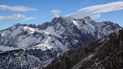 WeatherMaker posted a photo:	With Schachenhaus and Meilerhütte