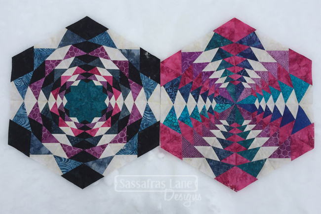 Mom's Fly Away Blocks