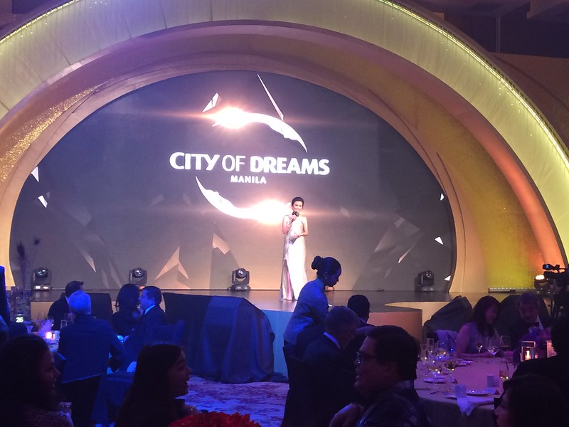 City of dreams Hosting