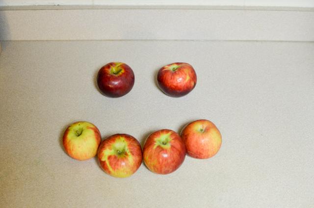 My Favorite Apple Crisp!