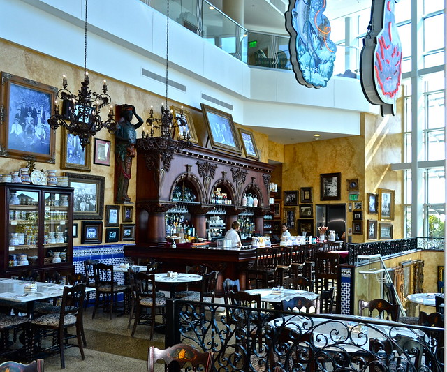 tampa bay history center - columbia restaurant tampa