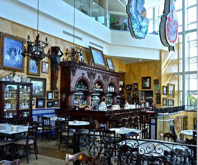 tampa bay history center - columbia restaurant tampa