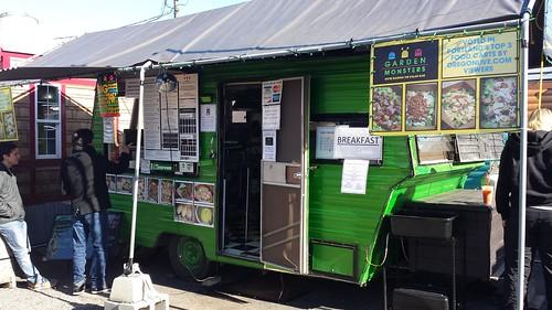 salad food cart portland