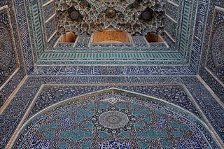 Masjed-e Jame, Yazd-Iran