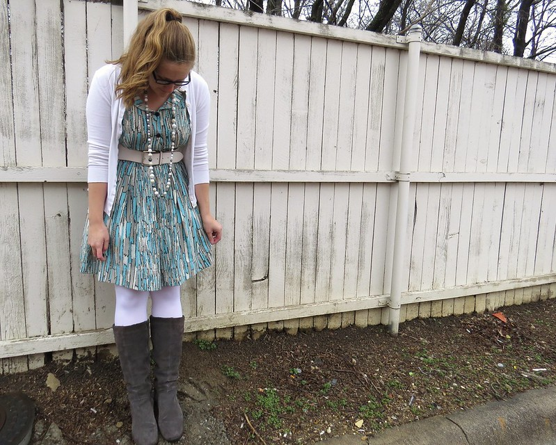 Vintage Dress Revival - After