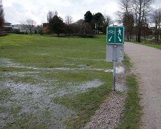 Worst Bike Path Ever