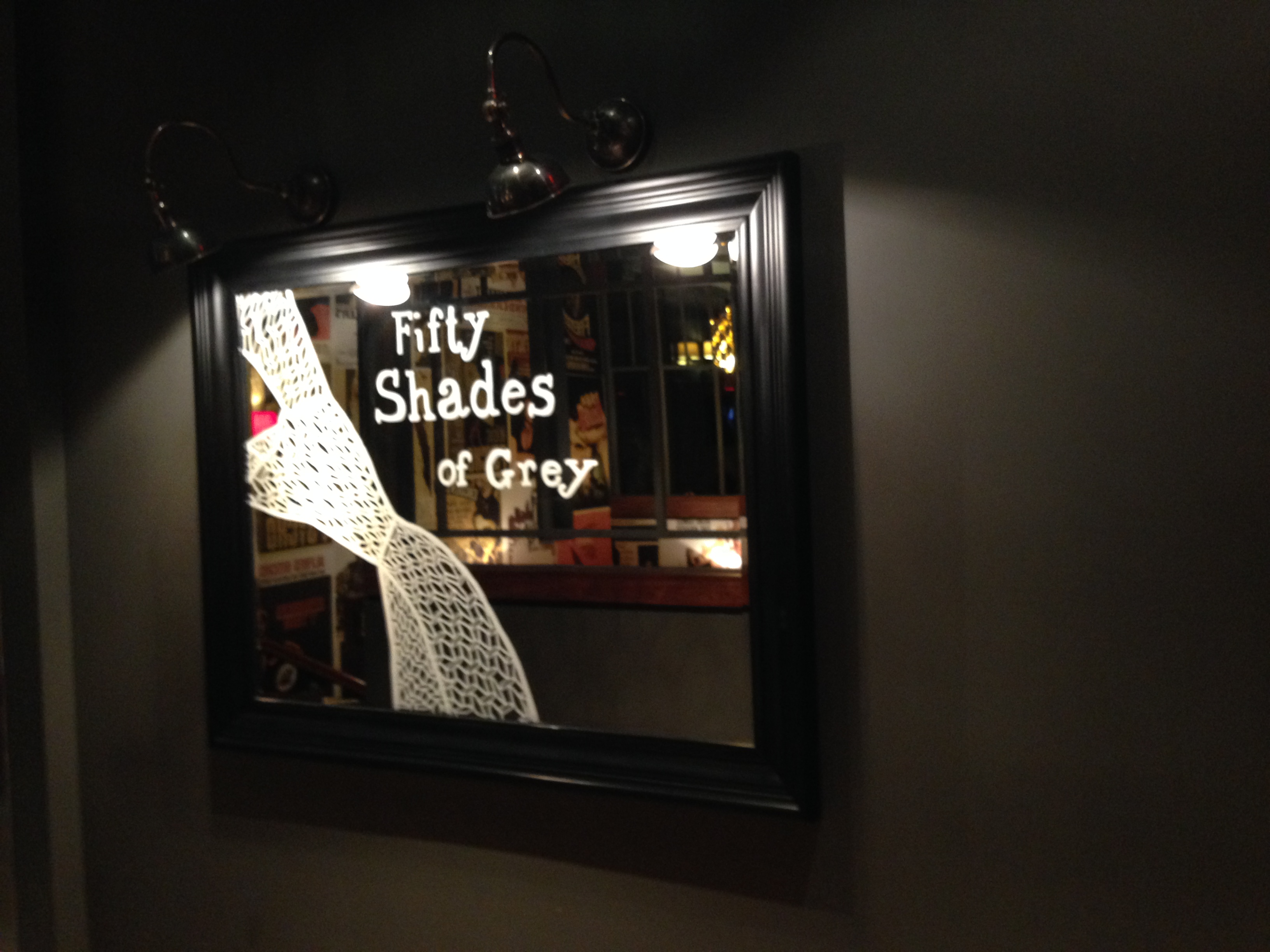 Fifty Shades of Grey at Everyman Cinema