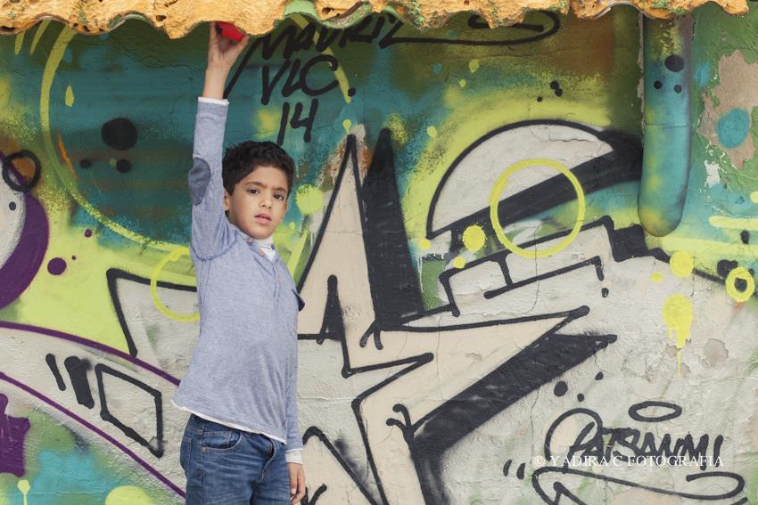 Joan grafietero