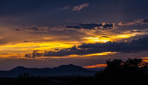 Sunset, 3/8/15.