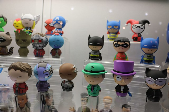 Funko - New York Toy Fair 2015