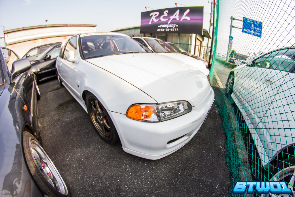 same white car