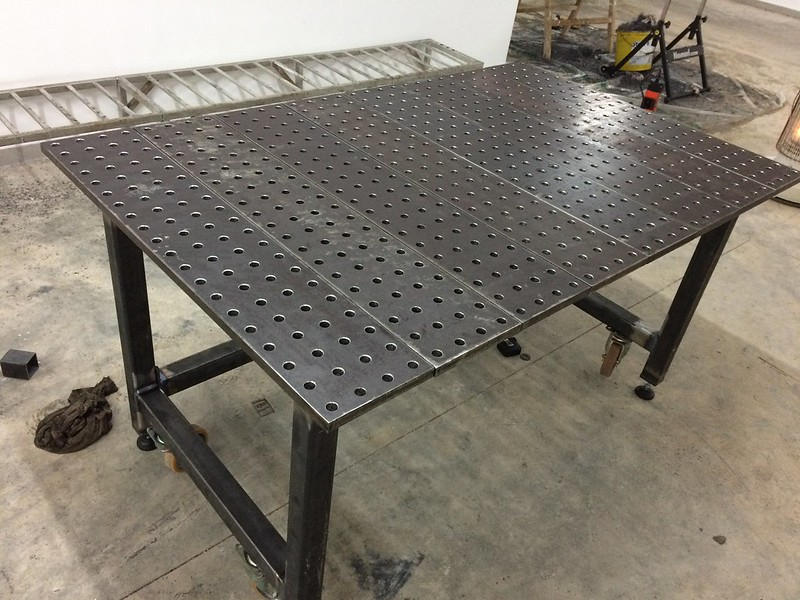 New Welding Table Build Mig Welding Forum