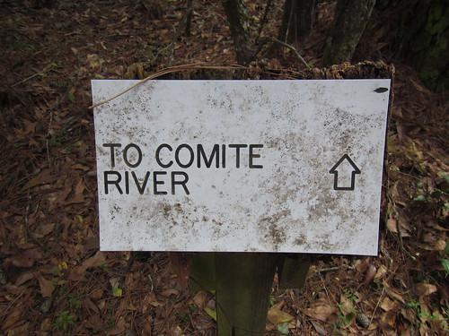 To Comite River