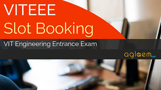 VITEEE Slot Booking (OTBS) - Book Exam Date and Slot