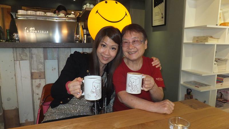 和女兒約會下午茶 019