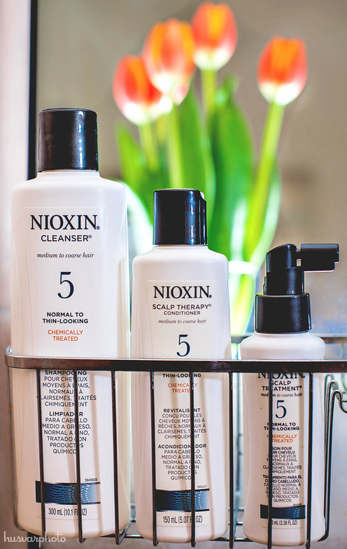30 Days To Thicker Hair Nioxin In The Know Mom