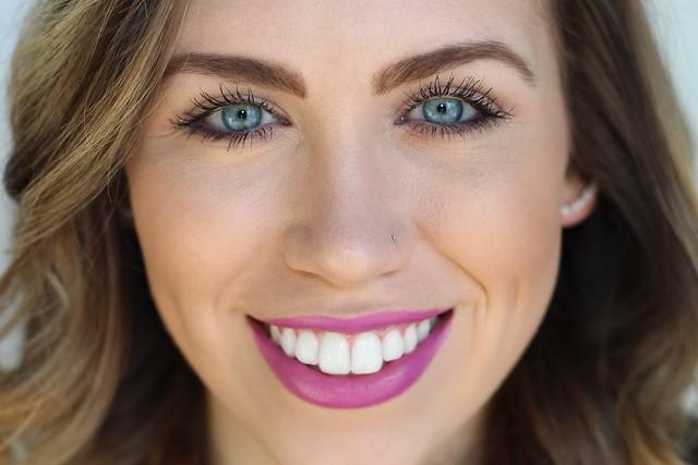Makeup Monday: Nanette Lepore Fall 2015 Runway Makeup | #LivingAfterMidnite