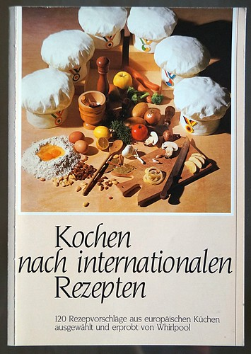 Kochen nach internationalen Rezepten