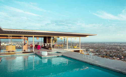 california house home glass skyline architecture modern century 22 la los angeles pierre case hills study hollywood views vista transparent mid vantage midcentury stahl koenig