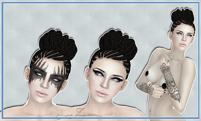 Skin Fair Preview Nuuna and Identity