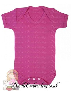 Body Suit - Cerise copy